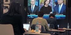 """Letztes """"Triell"""" vor den Wahlen - wer folgt auf Merkel?"""