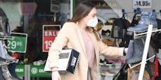 Handel kritisiert neue FFP2-Maskenpflicht in Wien