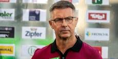 """Canadi: """"Rapid-Fans haben riesen Druck auf den Verein"""""""
