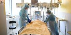 Drei Kinder unter 14 Jahren mit Corona im Spital