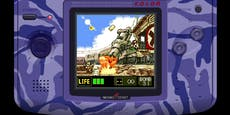 """Metal Slug 1st & 2nd Mission Double Pack"" – Retro-Test"