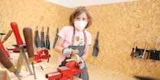 Im Kindermuseum Zoom holzt es bis Ende Februar weiter