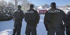 Polizei-Gewerkschafter lacht über neue Corona-Ansage
