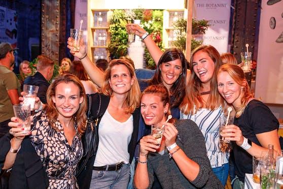 Am 24. und 25. September 2021 findet das Rumfestival gemeinsam mit dem Ginmarkt in der Ottakringer Brauerei statt.