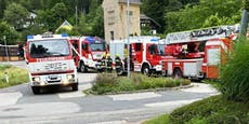 Tunnelunfall fordert drei Schwerverletzte