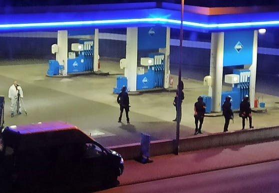 Überwachungskameras brachten die Polizei auf die Spur des Täters