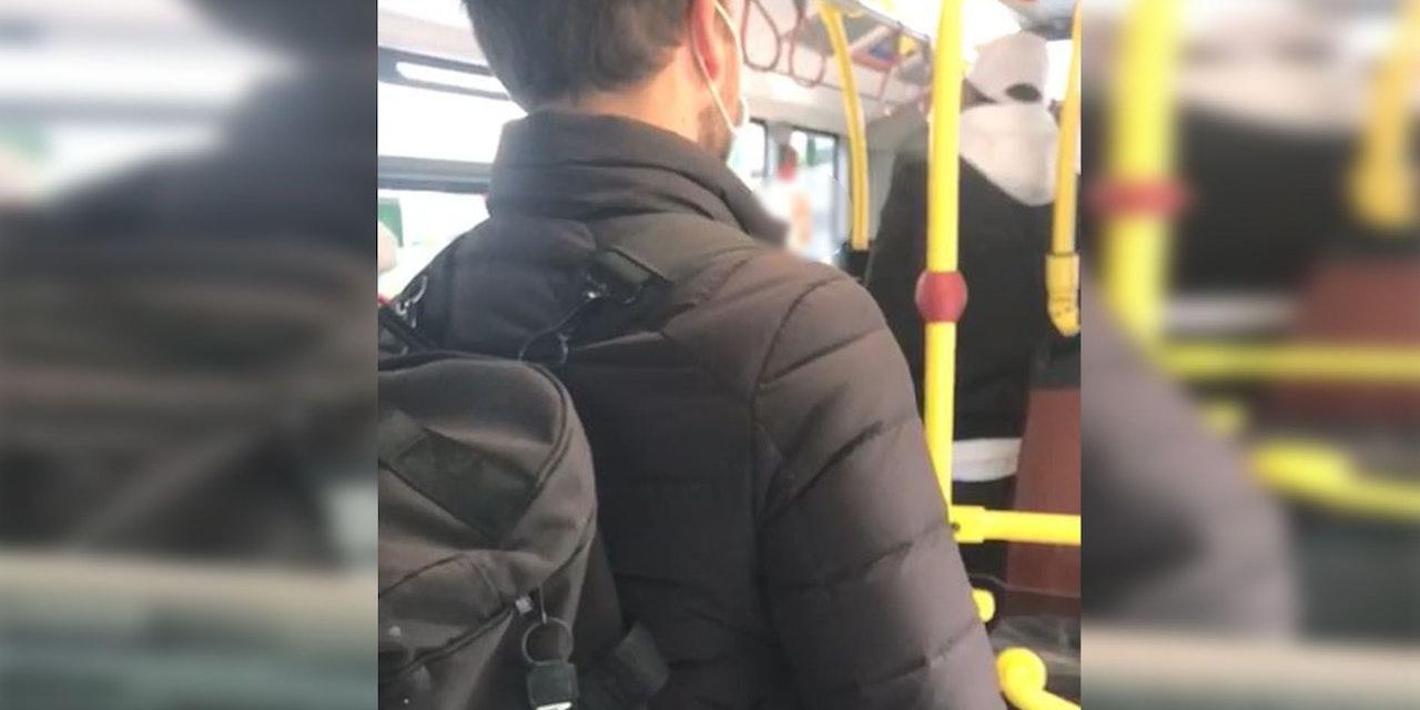 Streit mit Maskenverweigerer eskaliert – Bus evakuiert