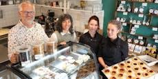 Kalorien tanken in Wiens zweiter Hüftgold Bäckerei