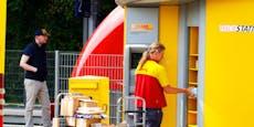 Falsche DHL-App kostete Grazerin Zehntausende Euro
