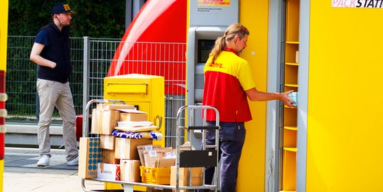 Vorsicht vor Betrügern, die sich als DHL ausgeben!