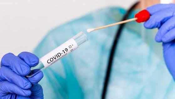 Bei elf Schülern schlug der Nasenbohrertest an. Bis die Ergebnisse des PCR-Test vorliege,n werden die Kinder abgesondert.