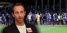 """Austria-Out: """"Spieler müssen sich dafür rechtfertigen"""""""