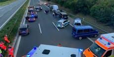 Insassen bedroht – Bus von Spezialkommando gestürmt