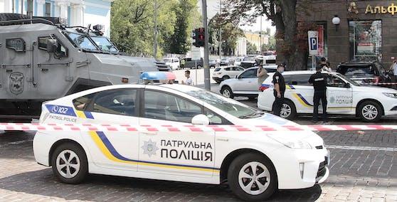 Mordversuch gegen engen Berater vom ukrainischen Staatschef Wolodymyr Selenskyj. (Symbolbild)