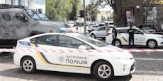 Mordanschlag auf Berater von ukrainischem Staatschef