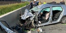 Tödlicher Crash mit Lkw – Autofahrerhatte keine Chance