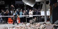 Erdbeben der Stärke 5,8 erschüttert Region um Melbourne