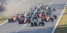 Formel 1 steht 2022 Saison mit Mammut-Programm bevor