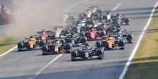 Formel 1 fixiert die letzten sieben Saison-Rennen