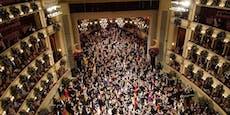Erste Karten für Wiener Opernball bereits ausverkauft