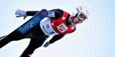 Ex-Tournee-Sieger Diethart gibt sein Skisprung-Comeback