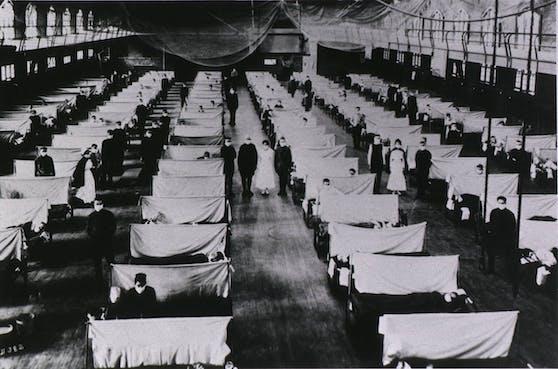 Die Spanische Grippe galt als die tödlichste in der Menschheitsgeschichte. Und dann kam Corona.