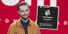 """Josh warnt Fans vor Abzocke: """"Würde ich nie machen"""""""