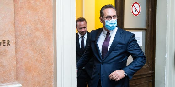 Der Ex-FPÖ-Obmann Heinz Christian Strache attestiert seinem Nachfolger Herbert Kickl fehlende menschliche Qualität.