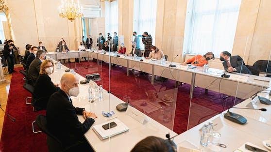 Die Minister Mückstein & Kocher laden am Montag zu einem Expertengespräch zum Thema 3G am Arbeitsplatz. (Archivbild)
