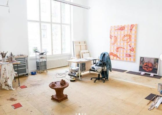 Die Stadt Wien stellt Jung-Künstlern erstmals kostenlose Ateliers zur Verfügung.