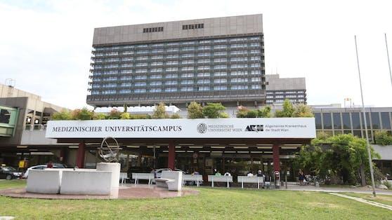 Das AKH ist Österreichs größtes Krankenhaus – nun gelten strenge Corona-Regeln.