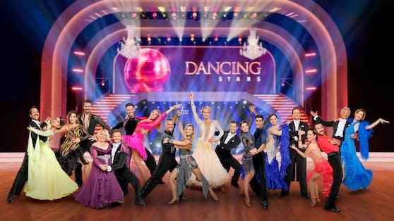"""Freitag um 20.15 Uhr wagen die """"Dancing Stars"""" ihren ersten Solotanz."""