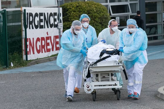 Bei der ersten Corona-Welle konnte die Emile-Muller-Klinik in Mülhausen nicht mehr alle Patienten versorgen und...