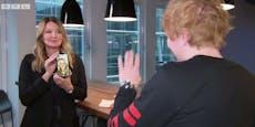 Tochter blamiert Frauke Ludowig bei Talk mit Ed Sheeran