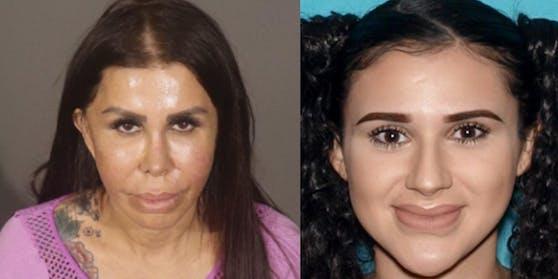 Die Ermittlungen richten sich gegen Libby Adame, 51, und Alicia Galaz, 23.
