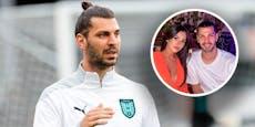 Enthüllt ÖFB-Star Dragovic mit Posting neue Liebe?