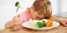 Studie verrät, warum Kinder Brokkoli hassen