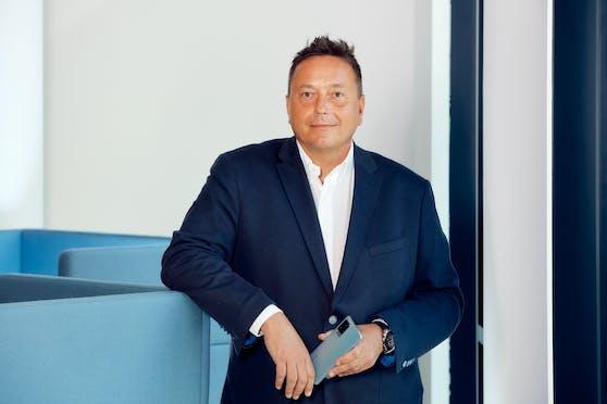 Martin Wallner, Vice President von vivo Österreich.
