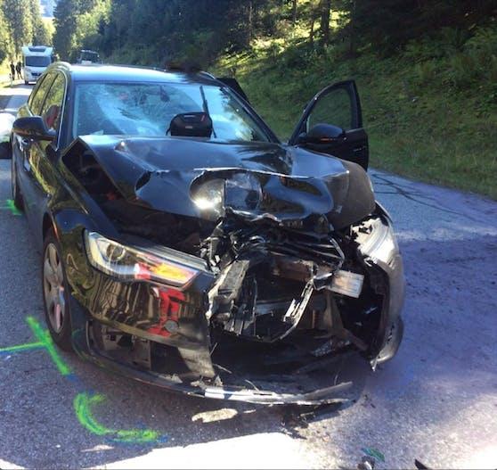 Am Donnerstag hat sich in Gerlos ein tödlicher Verkehrsunfall ereignet.