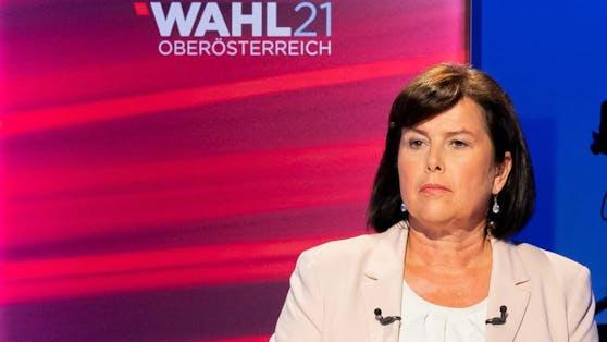 SPÖ-Spitzenkandidatin Birgit Gerstorfer