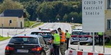 Schon wieder –Ausreisekontrollen für Bezirk Braunau