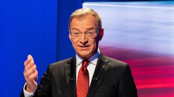 LH Thomas Stelzer, Spitzenkandidat der ÖVP