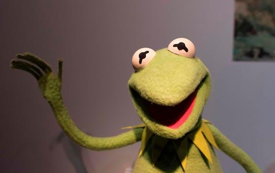 Kermit, der Frosch: Ein Vorbild für den britischen Premier Boris Johnson.