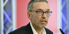 """""""Persönliche Erklärung"""": Kickl tritt Impfbeweis an"""