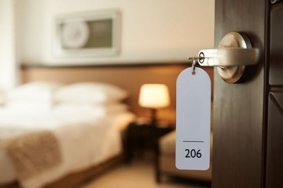 Im Hotelzimmer ist es sauberer als zu Hause? - Nicht immer.