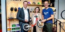 """""""woom"""" boomt in Europa - Bikes aus Klosterneuburg"""