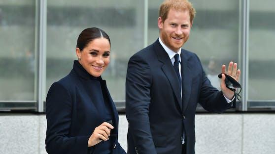 Herzogin Meghan (40) und Prinz Harry (36) zeigen sich erstmals seit längerer Zeit wieder gemeinsam bei einem Termin.