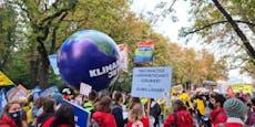 Tausende gehen heute für den Klimaschutz auf die Straße