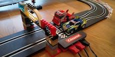 Carrera GO!!! Build 'n Race im Test – Baustein-Racer