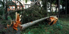 Sturmtief in Österreich – Experten warnen vor Unwetter